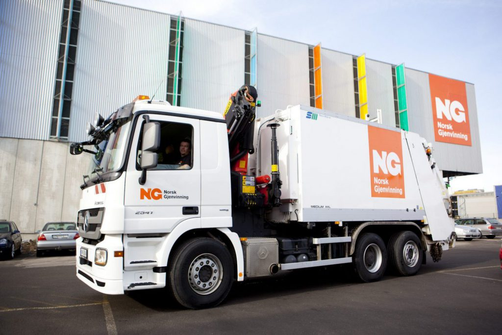 Søppel, miljø, avfall, Norsk Gjenvinning Renovasjon (NGR)