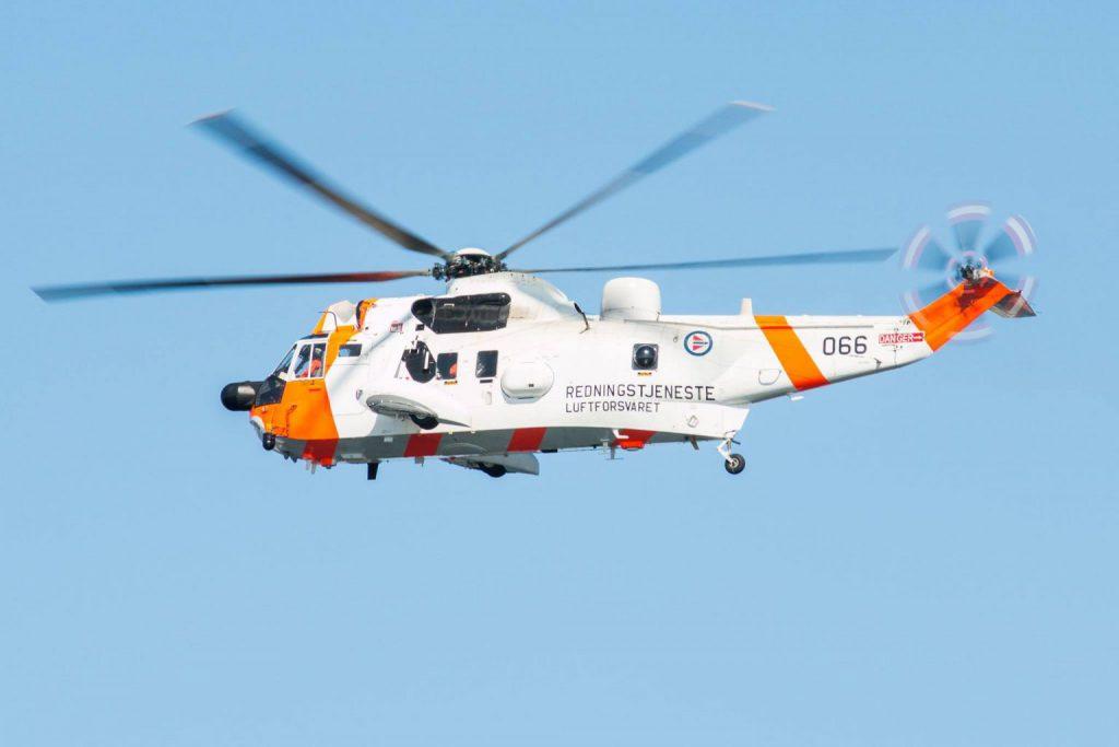 Seaking Redning helikopter