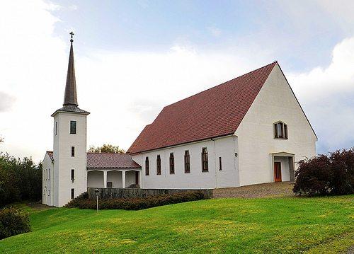 Bømlo nye kirke