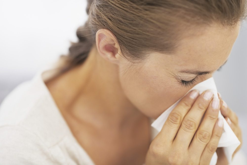 nysebilde allergi iStock