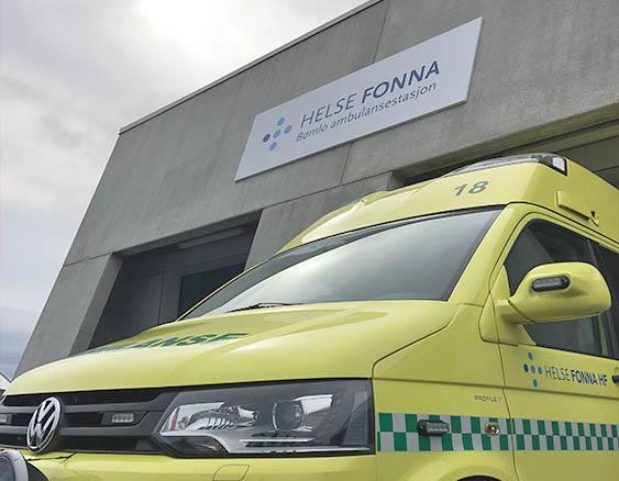 Bømlo Ambulansestasjon