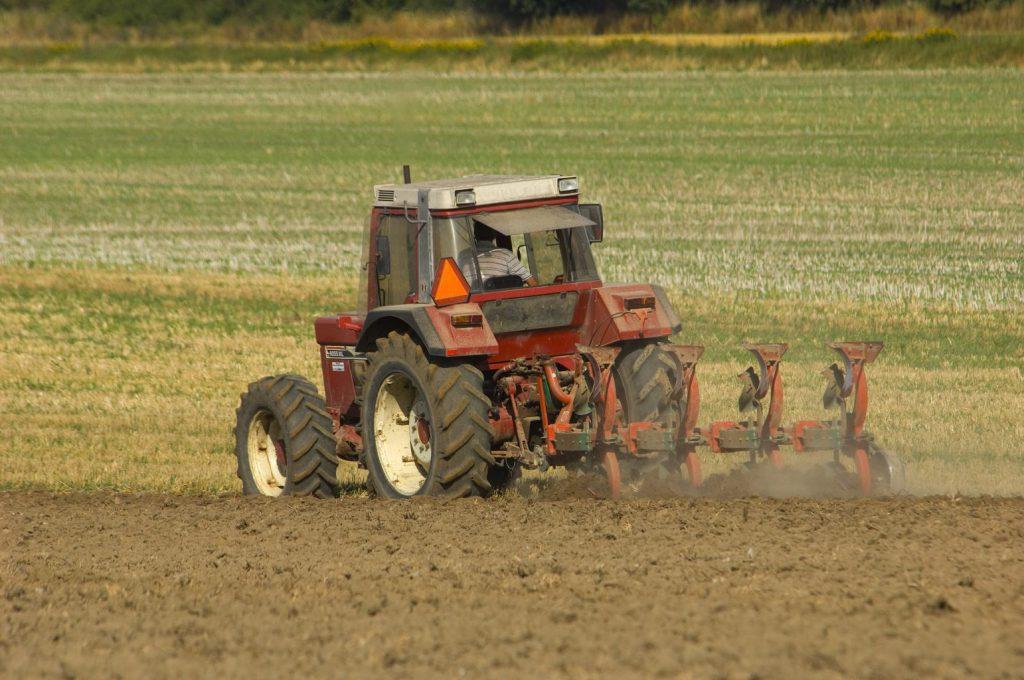 traktor FOTO: Landbruksforsikring