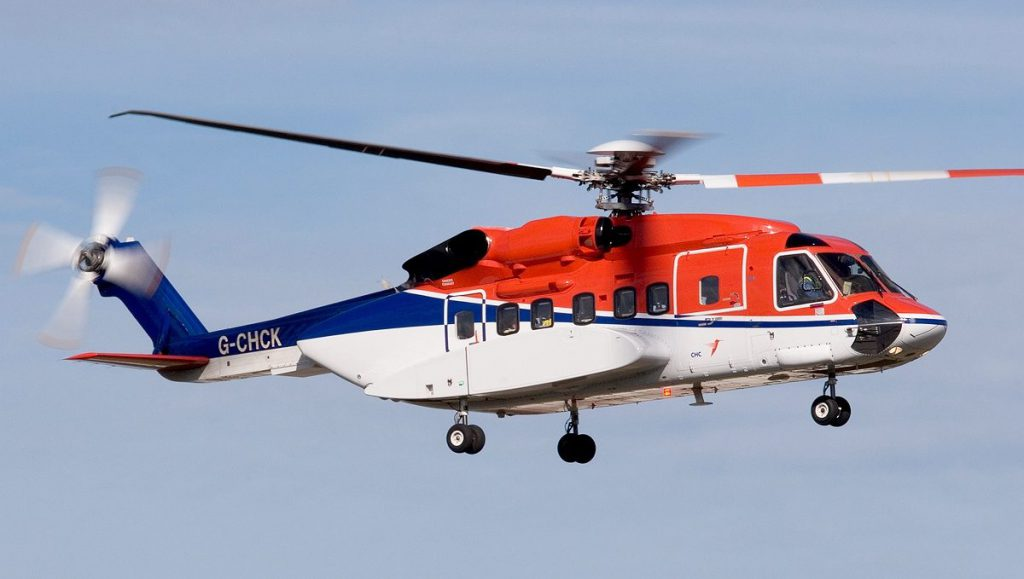 CHC Helicopter Scotia Sikorsky S-92A