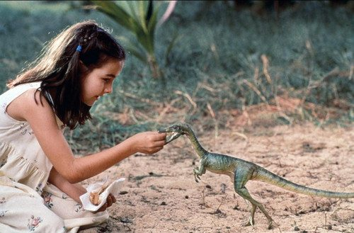Jurassic-Park dinosaur