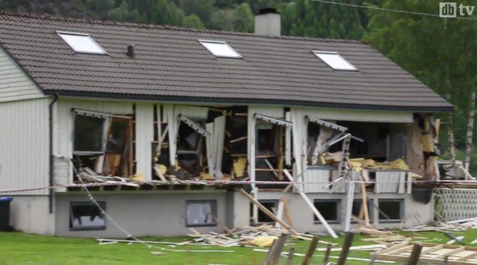 Etne hus rassert