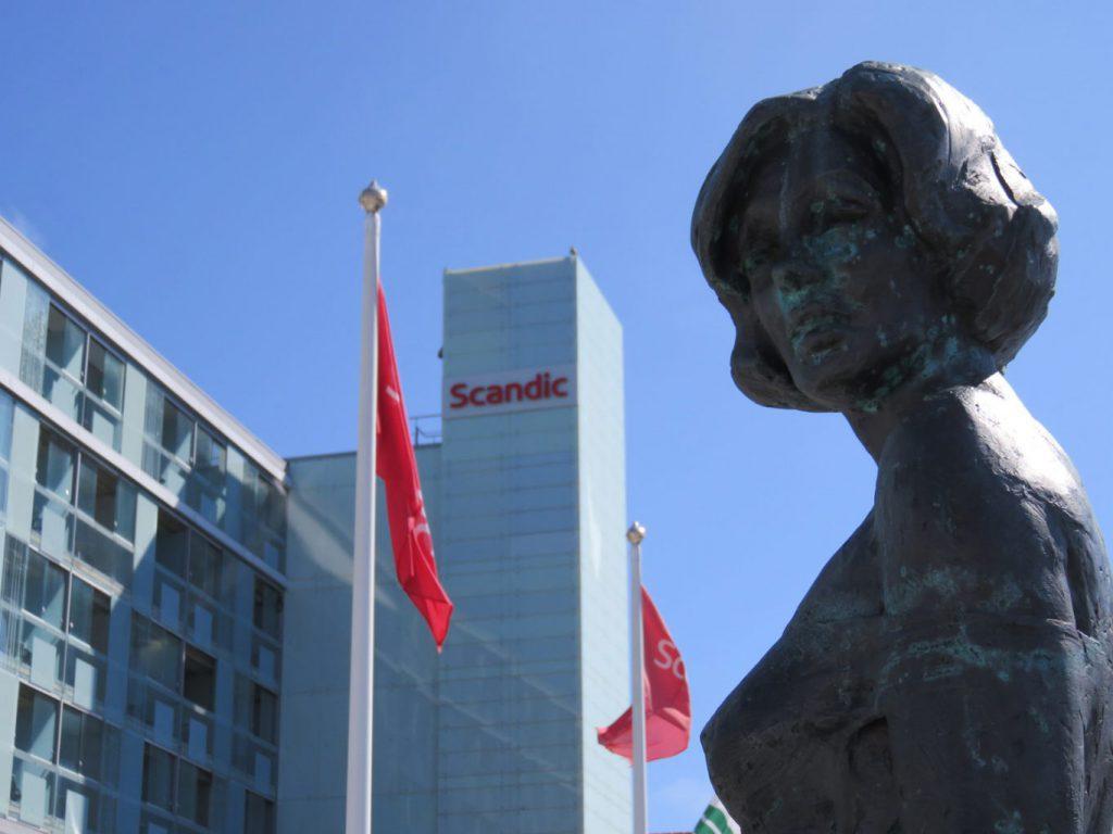 Scandic Maritim Hotel Smedasund Marilyn