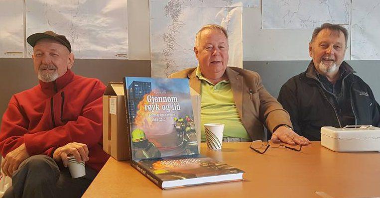 bok brann Karmøy brannvesen Ragnar Larsen