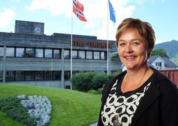 Etne rådhus ordfører