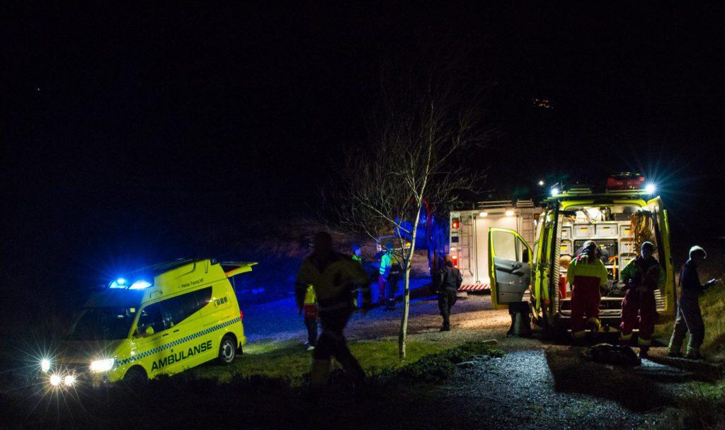 FOTO: Kjell Bua Ulykke drukning bokn Ognøyhamn