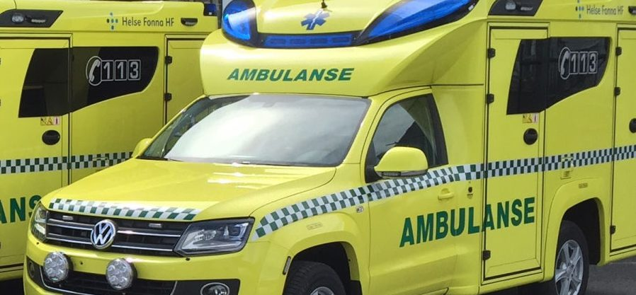 Amarok-ambulanse