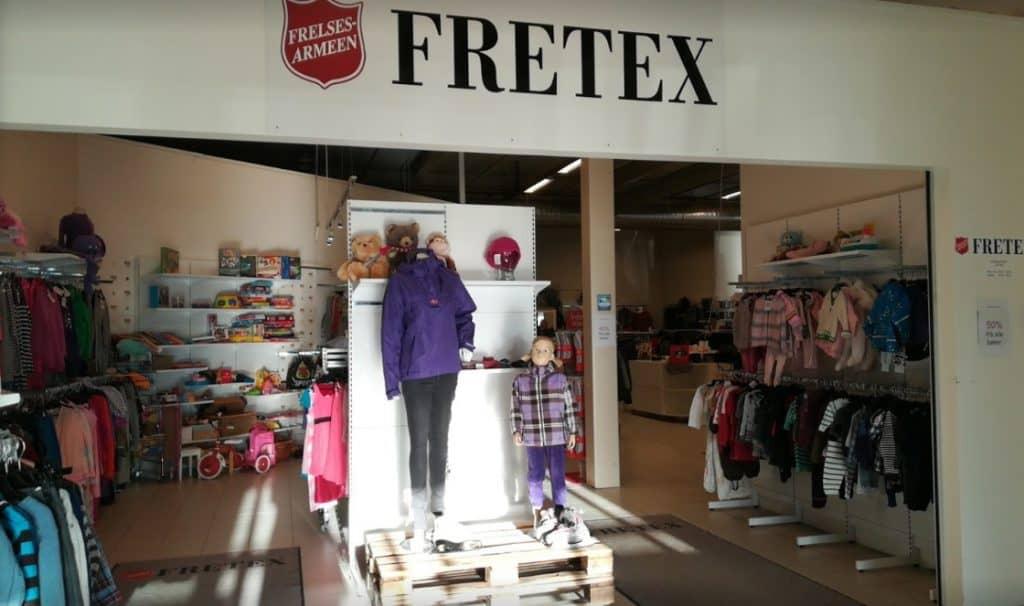 Fretex nettbutikk | Fretex