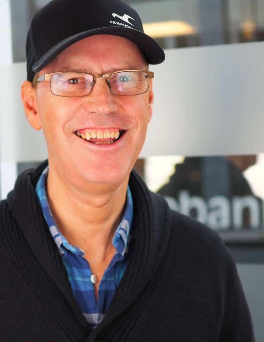 Alf Henden : Journalist